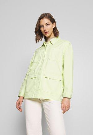 HANNA JACKET - Summer jacket - light green