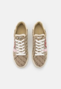 Guess - REATA - Sneakers basse - beige - 4