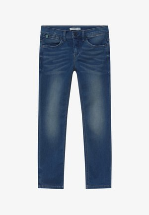 NKMRYAN - Jeans Straight Leg - medium blue denim