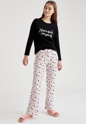 SET - Pyjama set - black