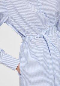 Selected Femme - BIO-BAUMWOLL - Robe chemise - blue yonder - 3