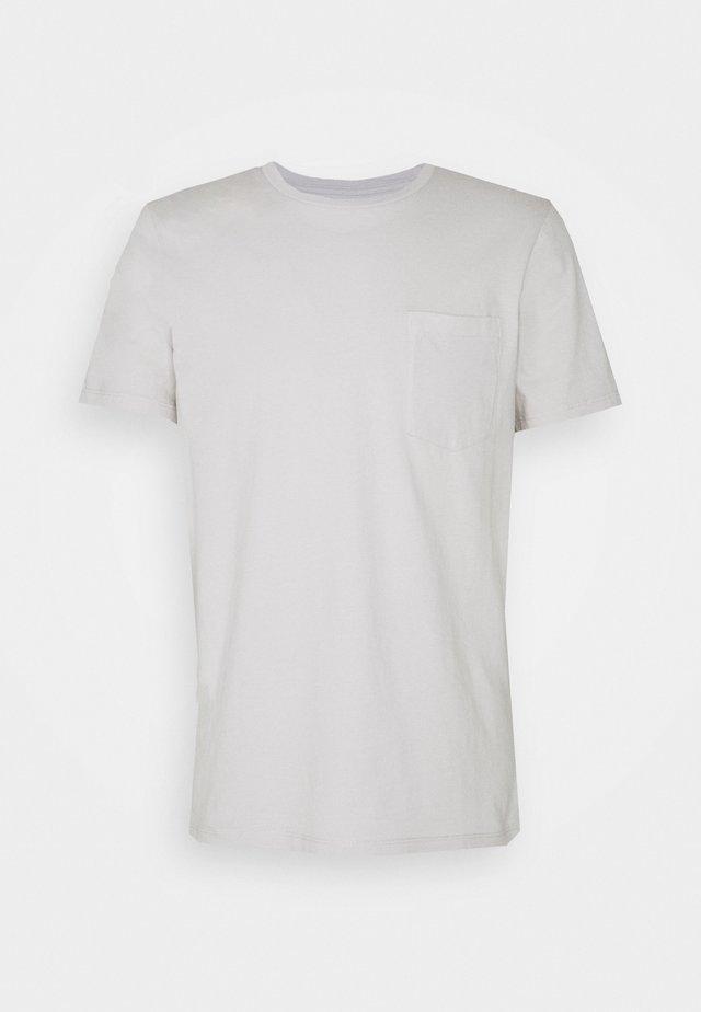 WILLIAMS POV - T-shirt basique - pale grey