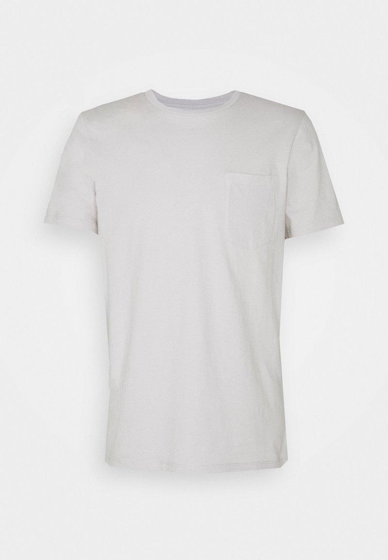 Club Monaco - WILLIAMS POV - T-shirt - bas - pale grey