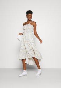 Hollister Co. - CHAIN DRESS - Day dress - multi - 1
