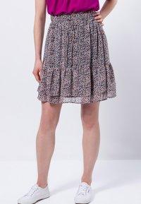 zero - A-line skirt - magenta rouge - 0