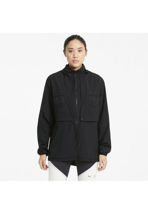 TRAIN FIRST MILE JACKET - Training jacket - puma black