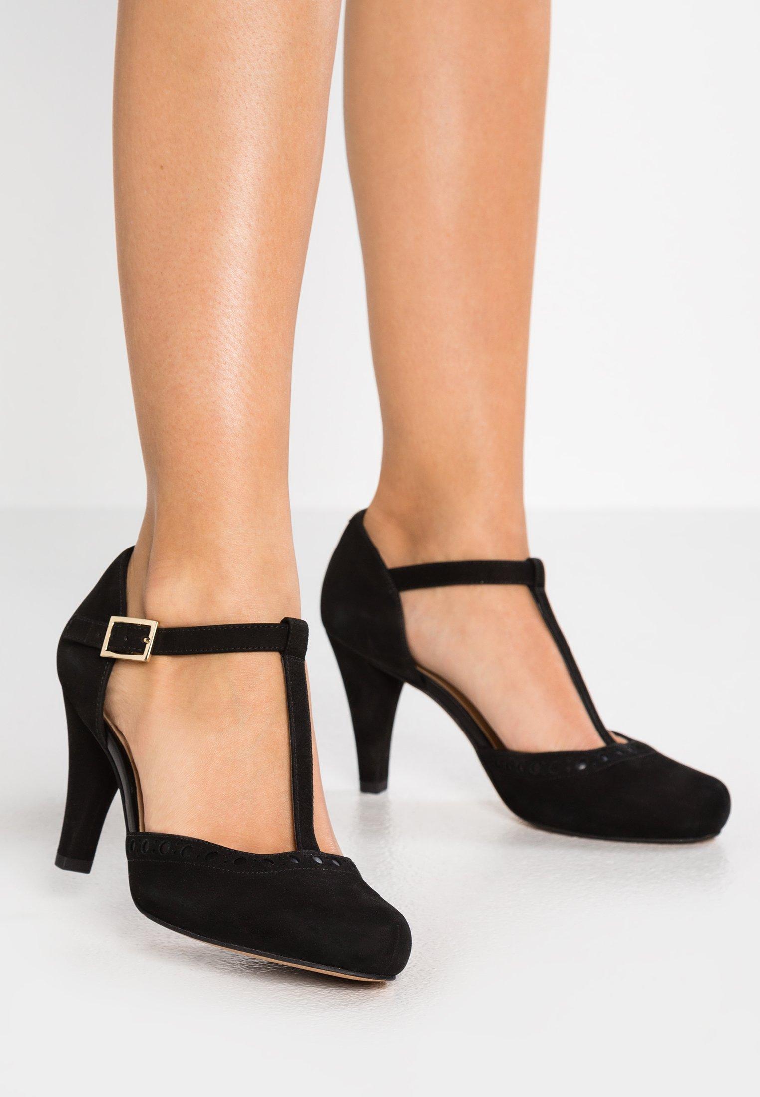 Tratado malla federación  Clarks DALIA LEAH - Classic heels - black - Zalando.ie
