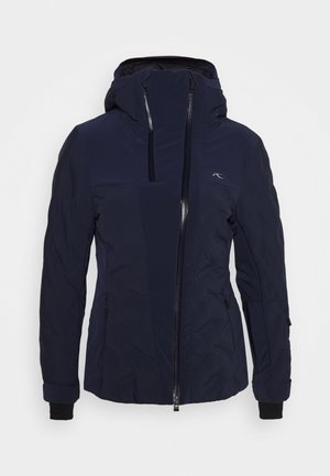 WOMEN ELA JACKET - Skidjacka - atlanta blue