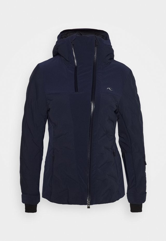 WOMEN ELA JACKET - Giacca da sci - atlanta blue