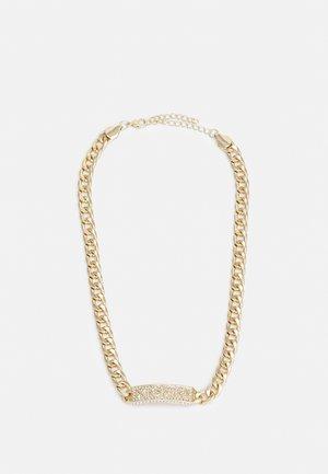 XOXO NECKLACE UNISEX - Smykke - gold-coloured