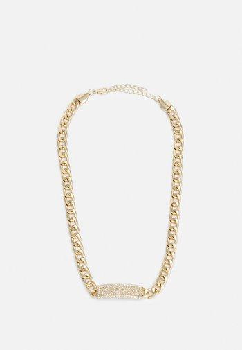 XOXO NECKLACE UNISEX - Necklace - gold-coloured