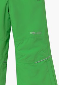 TrollKids - KIDS HOLMENKOLLEN SNOW SLIM FIT UNISEX - Snow pants - bright green - 4