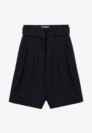 ELLA - Shorts - schwarz