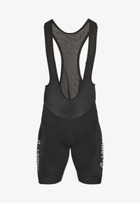 LÖFFLER - BIKE BIB SHORTS WINNER - Tights - black - 3