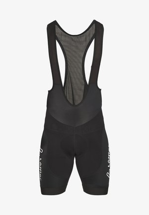 BIKE BIB SHORTS WINNER - Leggings - black