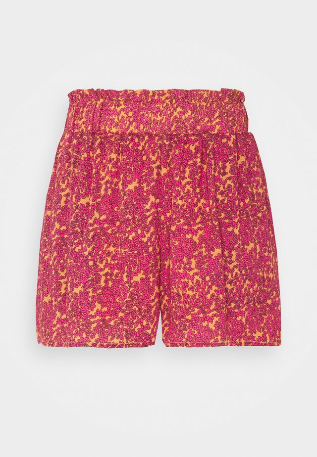 YASRISLO - Shorts - fandango pink/rislo