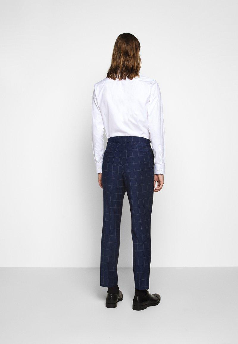 HUGO - Suit trousers - dark blue