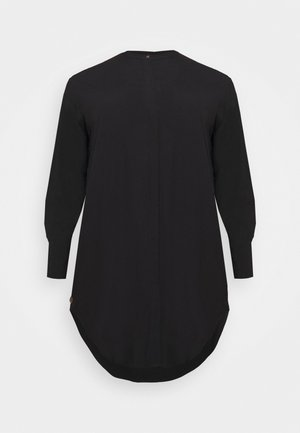 VMGIADA LONG  - Blouse - black