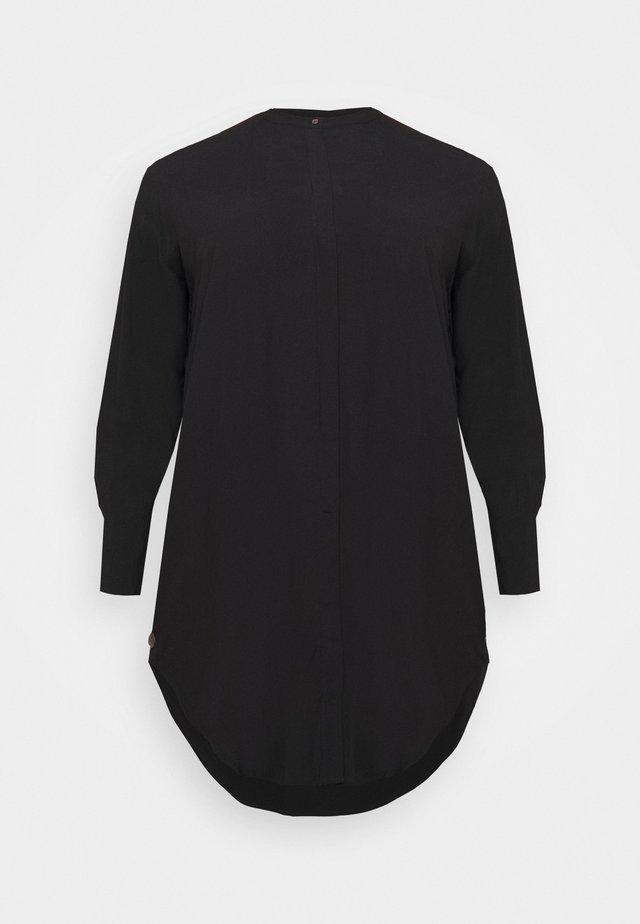 VMGIADA LONG  - Blouse - black