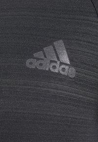 adidas Performance - RUNNER - Funkční triko - black - 5
