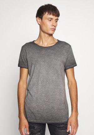 VITO SLUB - T-shirt con stampa - vintage black
