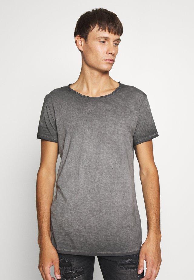 VITO SLUB - T-shirt print - vintage black