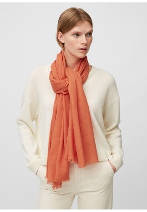 SCARF  - Scarf - sunset orange