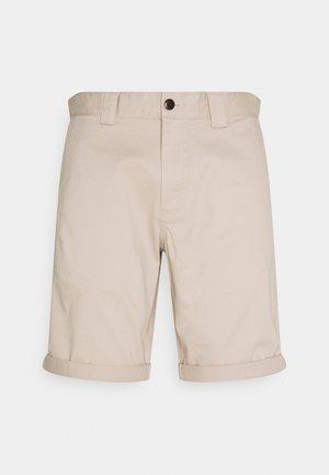 SCANTON - Shorts - soft beige