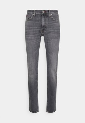 TAPERED HOUSTON - Jeans Tapered Fit - satar grey