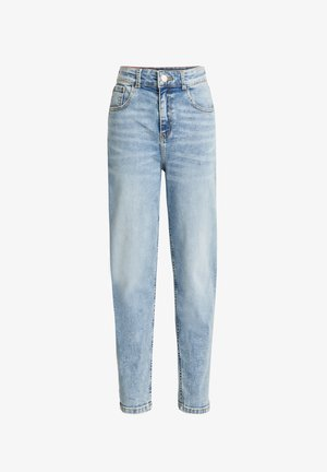 HIGH RISE - MOM JEANS - Relaxed fit jeans - light denim-blue