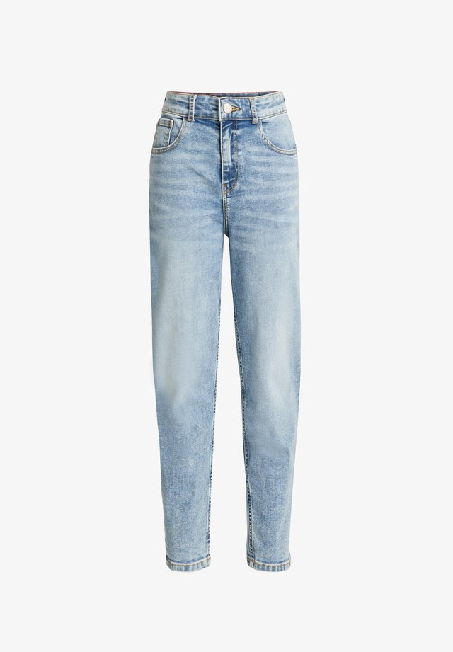 HIGH RISE - MOM JEANS - Jeans baggy - light denim-blue