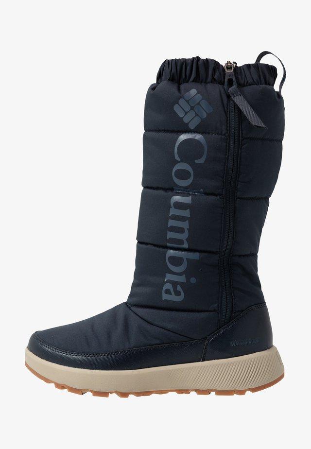 PANINAROOMNI HEATTALL - Snowboots  - abyss/zinc