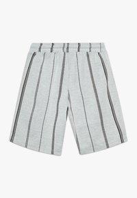 Criminal Damage - STITCH  - Teplákové kalhoty - grey/black - 1