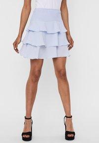 Vero Moda - A-line skirt - xenon blue - 0