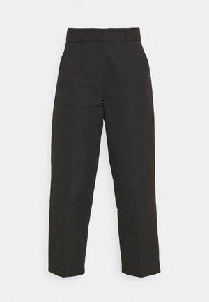 ALLY - Pantalones - black