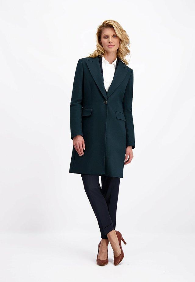 Cappotto classico - smaragdgrün