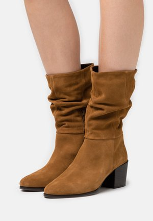 JANE - Boots - dark brown