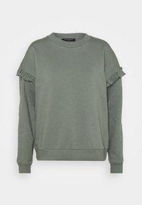 Bruuns Bazaar - RUBINE RIEA - Sweatshirt - moss - 0