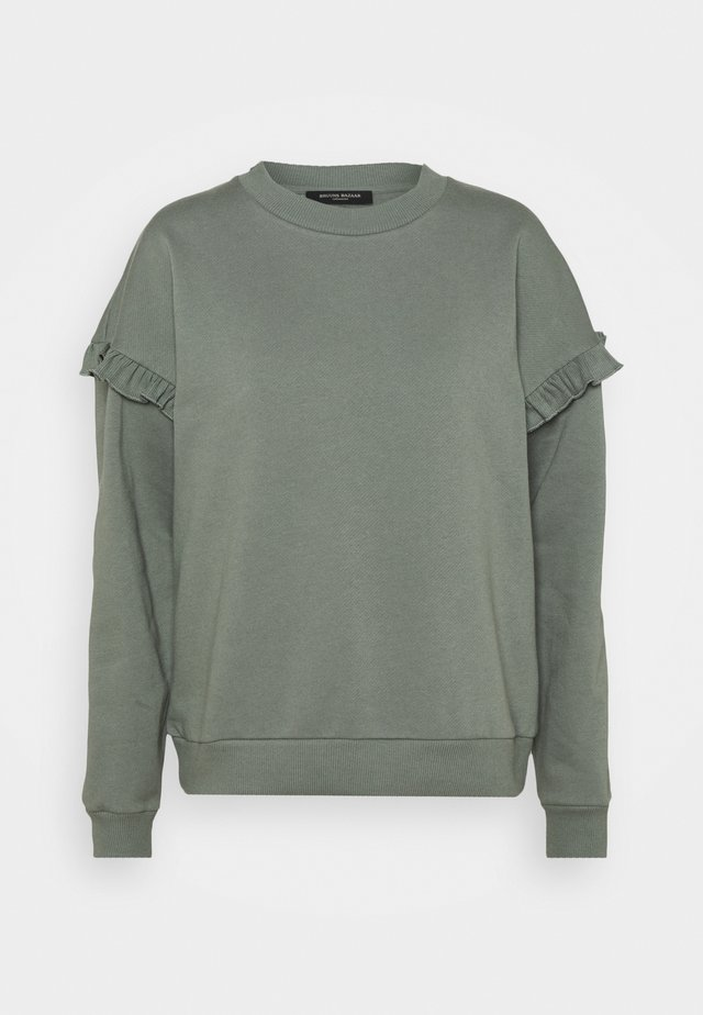 RUBINE RIEA - Sweatshirt - moss