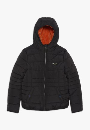 TARENNE - Winter jacket - deep black