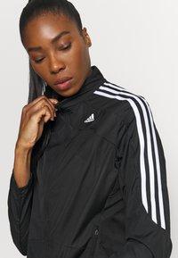 adidas Performance - MARATHON  - Sports jacket - black - 3