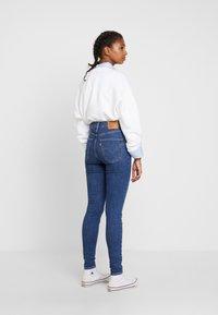 Levi's® - MILE HIGH SUPER SKINNY - Jeans Skinny - tempo so stoned - 2