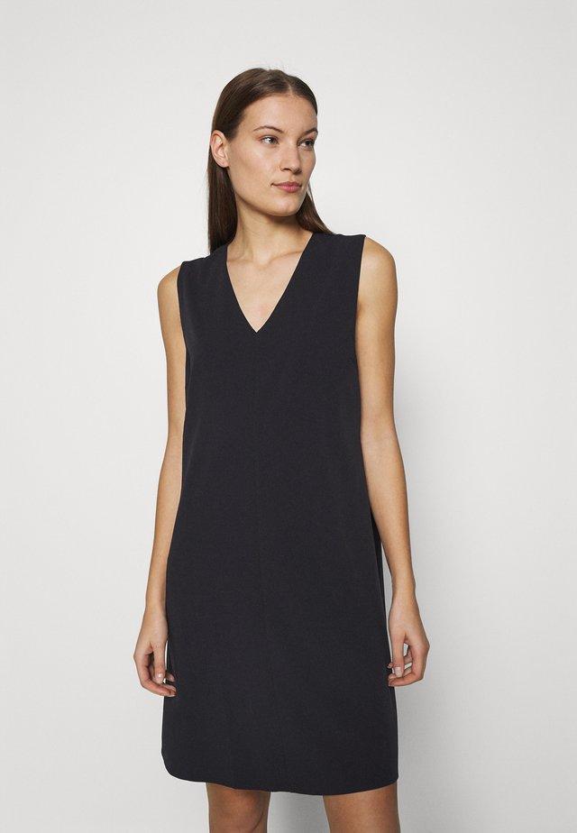 GUS DRESS - Robe d'été - black