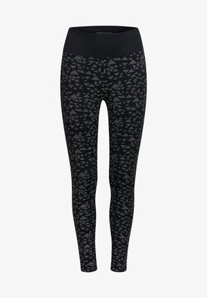 MIT E-DRY - Leggings - black