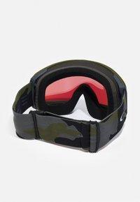 Oakley - LINE MINER - Ski goggles - green - 3