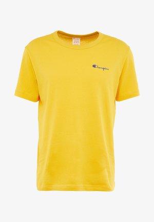 CLASSIC APPLIQUE TEE - T-paita - yellow