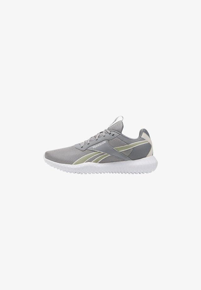 REEBOK FLEXAGON ENERGY 2 SHOES - Matalavartiset tennarit - grey