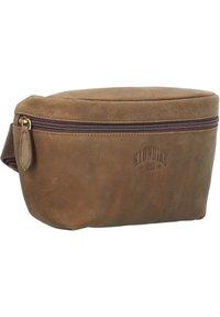 Klondike 1896 - OWEN - Bum bag - dunkelbraun - 2