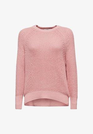 WAFFLE - Jumper - pink