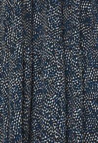 YAS Tall - YASSOFFI LONG DRESS - Kjole - twilight blue - 6